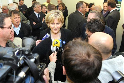 «Pour moi, les électeurs du Front national n'ont pas à être rejetés de la République», a déclaré Nadine Morano, au journal «Minute».