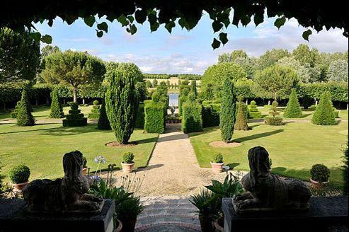 Le festival de thir for Jardin william christie