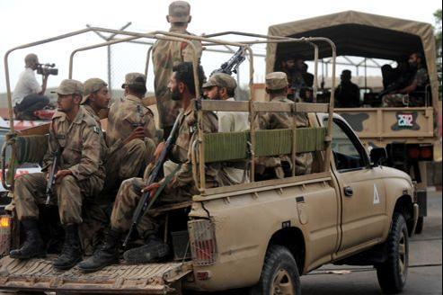 Des sources militaires pakistanaises ont annoncé mercredi l'arrestation d'un cadre français d'al-Qaida.
