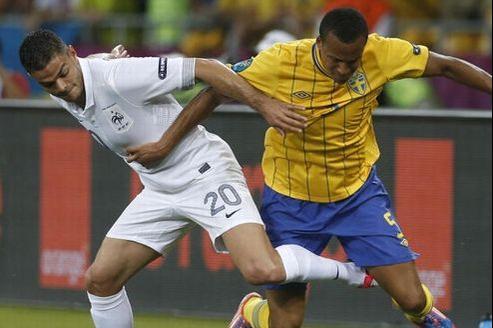 L'équipe de France a fini ses matchs de poule sur un très décevant 2-0 face à la Suède.