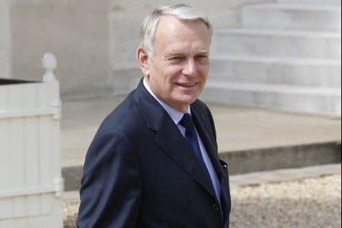 Le premier ministre, Jean-Marc Ayrault. Crédit: Jean-Christophe Marmara/Le Figaro