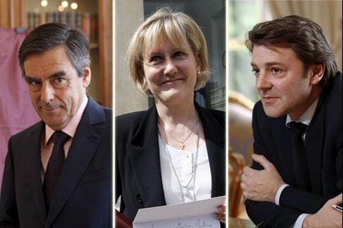 Nadine Morano n'a pas mâché ses mots à l'égard de François Fillon et de François Baroin.