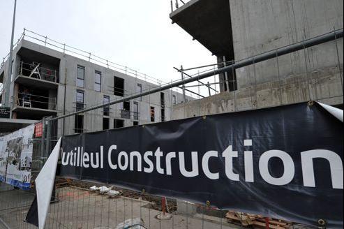 Seulement 72.000 chantiers ont commencé entre mars et mai.