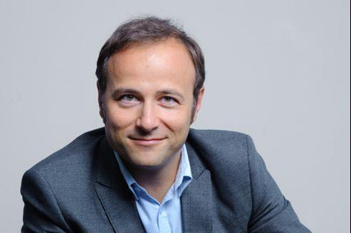 Pierre Barnabé, directeur général de SFR Business Team. Crédit: Jean Chiscano