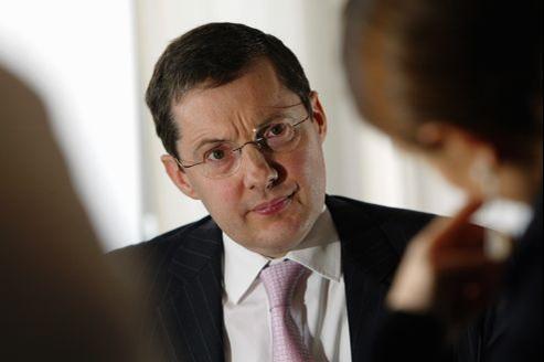 Philippe Bas, sénateur UMP de la Manche.
