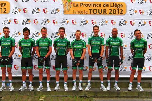 L'équipe cycliste Europcar serait la cible d'une enquête préliminaire dans le cadre d'une potentielle affaire de dopage
