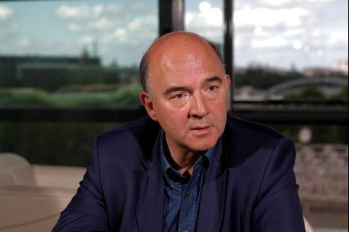 Pierre Moscovici: «Les accusations de matraquage fiscal sont un faux procès. Les mesures que nous préparons respectent un équilibre entre entreprises et ménages.»