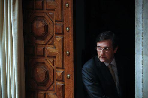 Pedro Passos Coelho, le premier ministre portugais.