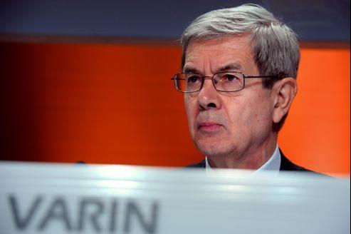 Le patron de PSA, Philippe Varin.