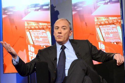 «Le trafic de données devrait être multiplié par 7 d'ici à 2015», a déclaré Stéphane Richard, PDG d'Orange.