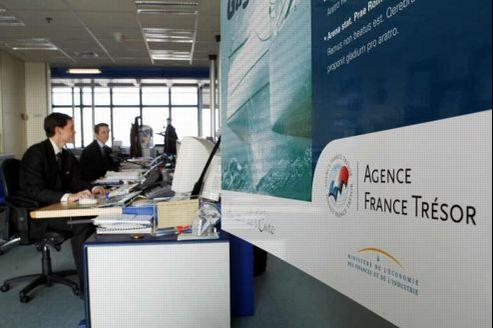 L'Agence France Trésor. Crédit: Jean-Christophe Marmara/Le Figaro