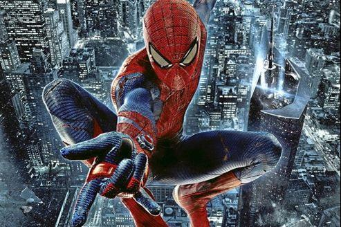 The Amazing Spider-Man domine le box-office US