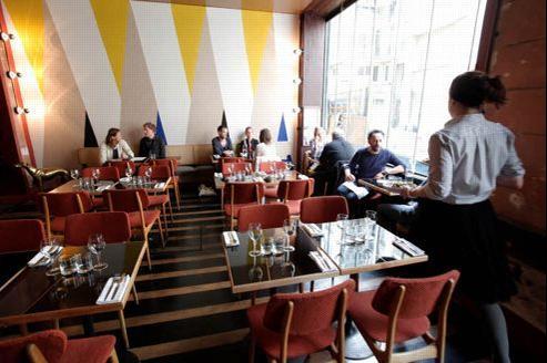 La fréquentation globale des restaurants a reculé de 2% entre janvier et mai, selon une étude de NPD Group. Crédit photo: François BOUCHON / Le Figaro.