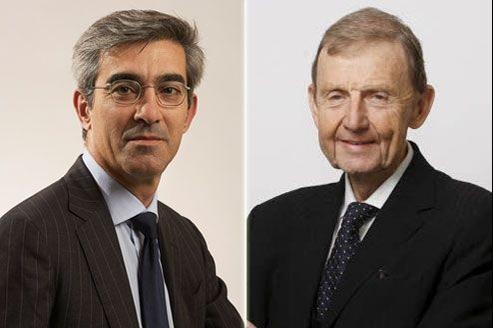 Alexis Brézet qui a rejoint Le Figaro en 2000, succède à Étienne Mougeotte, à la tête des rédactions du groupe. Crédit-photo: Stephan Gladieu/ Jean-Christophe Marmara
