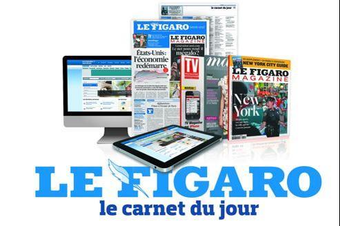 Diffusez vos informations dans le Carnet du Jour du Figaro!