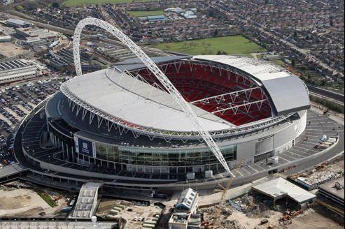 Stade de Wembley.