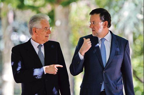 L'Italie tente de convaincre l'Espagne d'accepter une aide