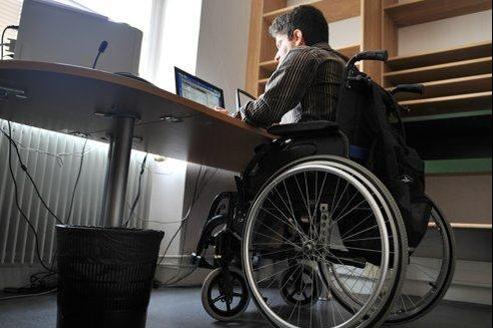 En passant par un site spécialisé, plus besoin d'annoncer son handicap directement.