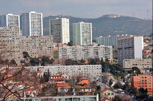 Les Quartiers Nord de Marseille figurent parmi les 15 premiers sites retenus.