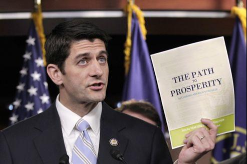 Bien vu du Tea Party, Paul Ryan pourrait avec son plan de coupes budgétaires mobiliser l'électorat conservateur, parfois dubitatif face à l'image centriste de Mitt Romney.
