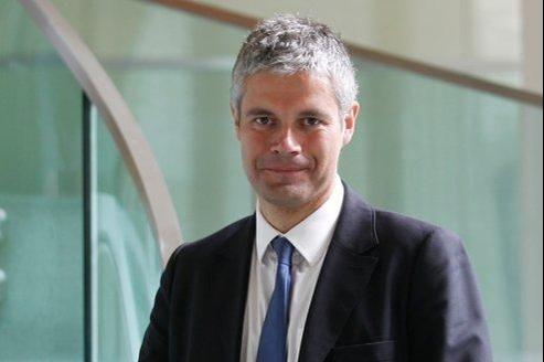 Laurent Wauquiez, député de la 1re circonscription de la Haute-Loire et maire du Puy-en-Velay.