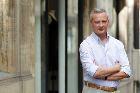 Bruno Le Maire: «La reconstruction passe par la victoire aux élections locales de 2014.»