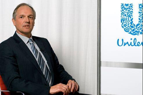 Paul Polman, PDG d'Unilever.