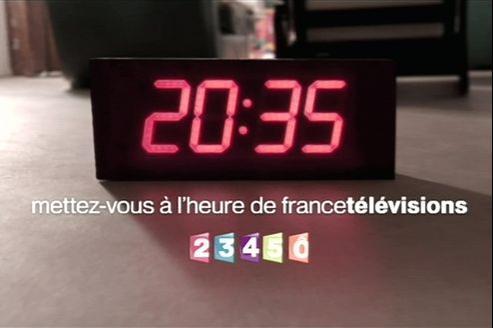 Le nouveau pouvoir ne se sent pas tenu par la décision de Nicolas Sarkozy d'abroger la publicité sur France Télévisions en 2008.