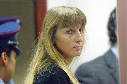 Michelle Martin lors de son procès en 2004.