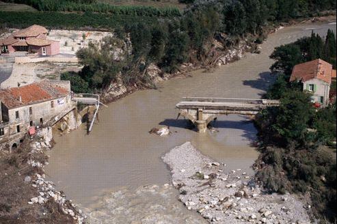 L'inondation de septembre 1992 à Vaison-la-Romaine a provoqué la mort de 47 personnes.