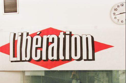 Libération n'est pas paru samedi.