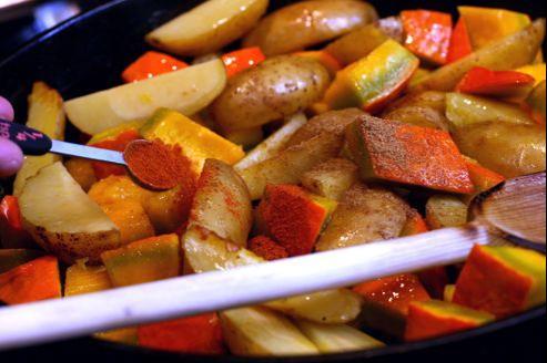 Les Français achètent de plus en plus de pommes de terre