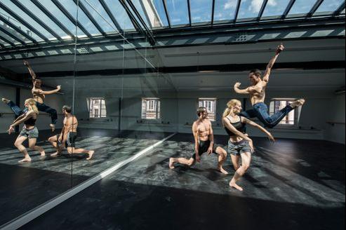 Studios de répétition et spectacles: la danse occupe une place majeure.