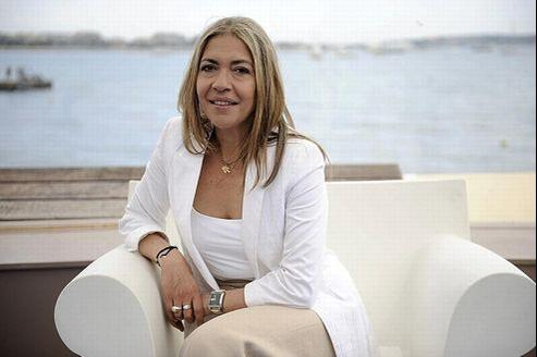 La nouvelle patronne de l'Audiovisuel extérieur français, Marie-Christine Saragosse