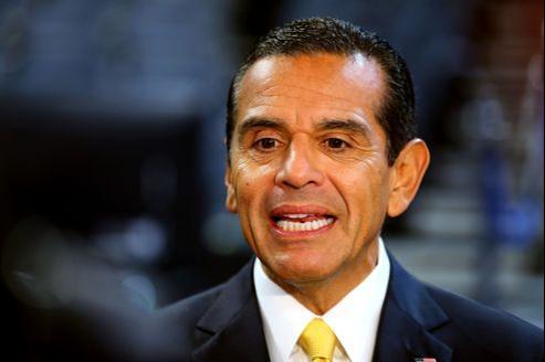 Antonio Villaraigosa, le maire de Los Angeles, est considéré comme l'un des Latinos les plus influents du moment.