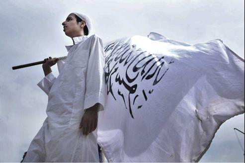 Manifestation salafiste en juin à Tunis.