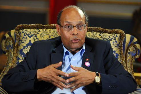 Moncef Marzouki: «L'islamisme, pour une large part, est soluble dans la démocratie.»
