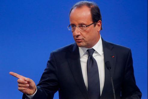 Les mesures fiscales annoncées par François Hollande rapporteront plus de 8 milliards d'euros.