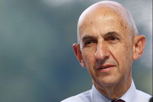 Louis Gallois, ancien président d'EADS, est désormais commissaire général à l'investissement.