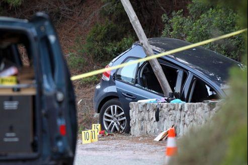 Trois cadavres ont été retrouvés mardi dans une voiture, au nord de Corte (Haute-Corse).