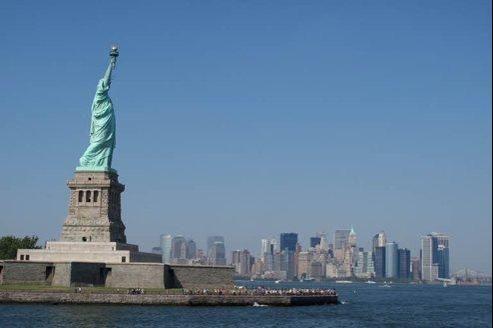 Deux tiers des Américains et des Européens estiment avoir des valeurs et des intérêts communs. Jean-Christophe MARMARA / Le Figaro