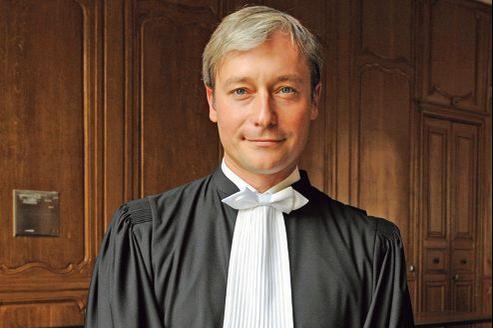 Laurent Hénart, ancien député, a prêté serment lundi à Nancy.