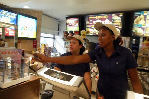 Pour la 4e fois consécutive McDonald's est l'entreprise qui prévoit le plus de recrutements.