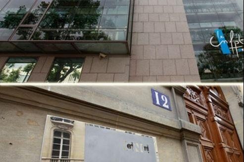 Sièges du Centre national de la fonction publique territoriale (CNFPT)et du Centre national du cinéma et de l'image animée (CNC), à Paris, deux des 1244 agences d'État. Crédits photo: Le Figaro/Jean-Christophe MARMARA