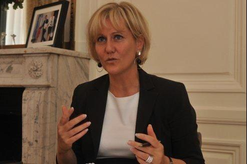 Nadine Morano: «Je ne me lancerai pas dans des comparaisons entre Jean-François Copé et François Fillon».
