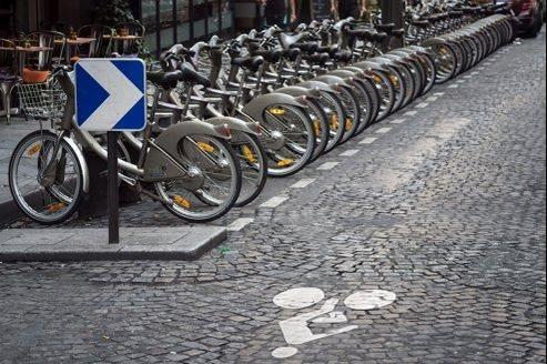En juin2010, les Verts avaient déjà demandé la création de remonte-Vélib'.