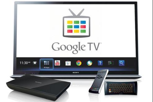 La Google TV fonctionne sous Android, le système d'exploitation de Google pour smartphones et tablettes.