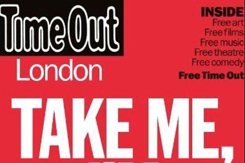 En le rendant gratuit, les dirigeants de Time Out espèrent atteindre rapidement les 300.000 exemplaires, contre 55.000 aujourd'hui.
