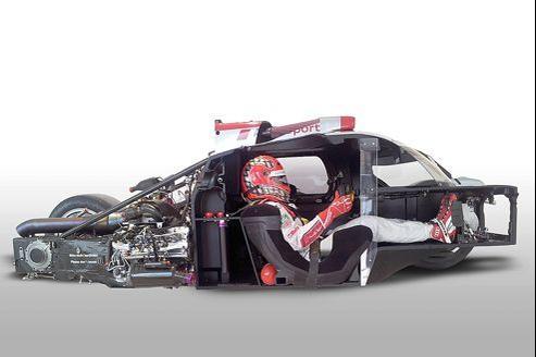 Zoom sur l'Audi victorieuse des 24 Heures du Mans