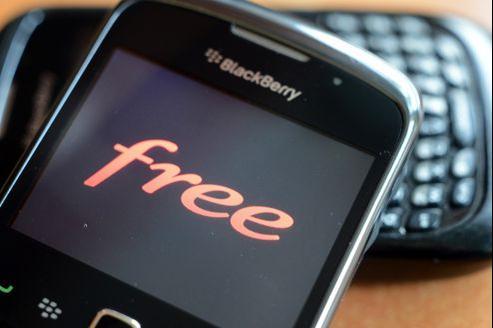 Une enquête de satisfaction place Free en tête des opérateurs téléphoniques français.